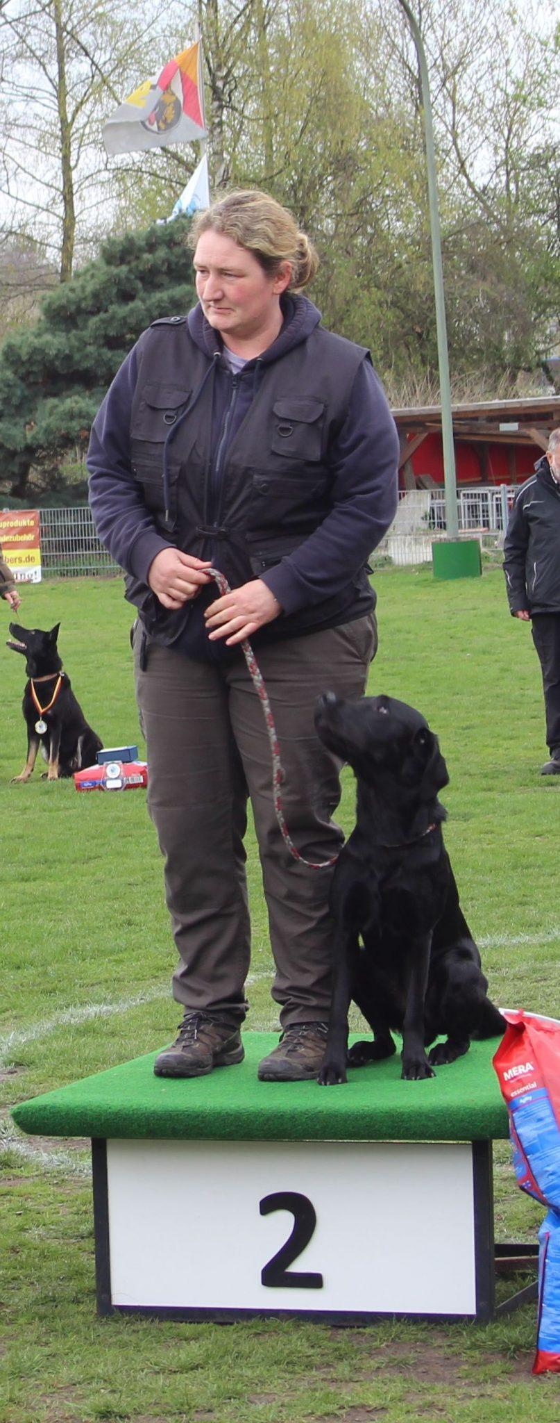 IRO Rettungshundprüfung 2019 2